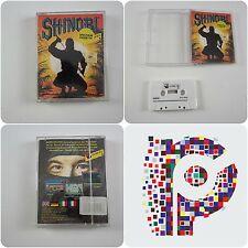 Shinobi A Virgin Game for the ZX Spectrum VGC