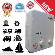 TANKLESS GAS WATER HEATER (LOW PRESSURE STARTUP) 1.6 GPM VENTFREE  (PROPANE GAS)