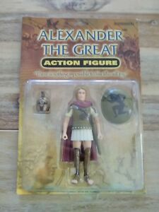 ALEXANDER THE GREAT Action Figure - Accoutrements NEW IN BOX