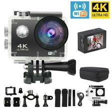 4K 2 HD 1080P Sports Action Camera Waterproof 900mAh DVR 16MP Video Recorder