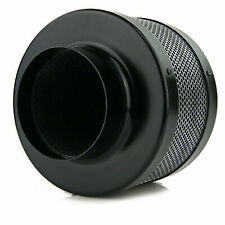 Hydroponics Rc-412 Activated Carbon Filter Air Scrubber Hyflo Black 4 Inch 100mm