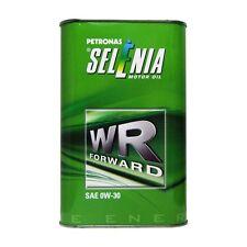 OLIO SELENIA WR FORWARD SAE 0W-30 ACEA C2 CONFEZIONE LT. 1- motori diesel euro 6