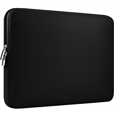 Laptop Sleeve Travel Case Carrying Bag for Apple Macbook Air Pro Black 13.3 Inch