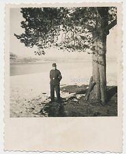 Foto Norwegen Soldat-Landschaft   2.WK  (B262)