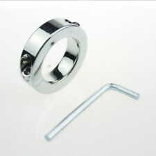 Metal Penis Cock Ring Scrotum Stretcher for Men Delay Weight 140g Dia. 37mm