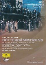 Richard Wagner Gotterdammerung DVD NEW Metropolitan Opera Hildegard Behrens