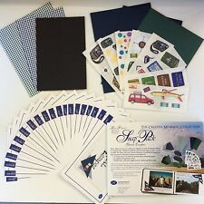 NEW Creative Memories - GREAT ESCAPES - SNAP PACK ALBUM KIT