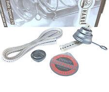 E-Teile für Feuerhand® Laterne 276/275:  Brenner + 1 Meter Docht + Tank Schraube