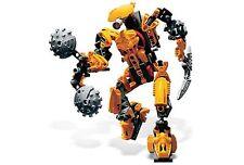 Lego 8755 Bionicle Metru Nui Visorak Keetongu + notice complet de 2005 -CN100