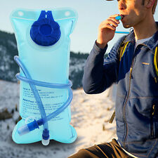 Camping 2L Leakproof Water Bladder Bag Hydration Pack Cycling Water Reservoir
