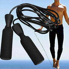Réglable Corde à Sauter Saut Rope Vitesse Fitness Gym Exercise Sport Minceur