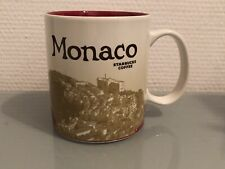 Monaco 🇲🇨 Starbucks City Mug, Icon Serie 16oz/473ml NEU Sammlertasse SOLD OUT