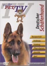 Deutscher Schäferhund - Meister PETz TV *DVD*NEU* Ratgeber - Hund