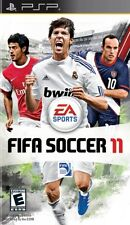 FIFA Soccer 2011 PSP New Sony PSP