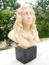Lovely vintage composite classic figure statue Santini Italy