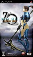 USED PSP Zill O'll infinite plus JAPAN Sony PlayStation Portable game Japanese