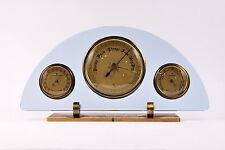 1950`s vintage antique - weather station - hygrometer, thermometer, barometer