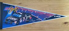 WINCRAFT NASCAR Racing Pennant Geoff Bodine Exide Batteries Full Size