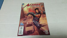 Action Comics  # 52 (DC, 2016) The New 52! Variant Cover