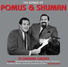 Doc Pomus, Pomus & Shuman - Songs of [New CD] UK - Import