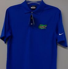 Nike Golf Dri-Fit Florida Gators Gator Head Mens Polo XS-4XL, LT-4XLT New