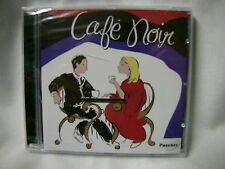 CAFE NOIR Nuovo CD