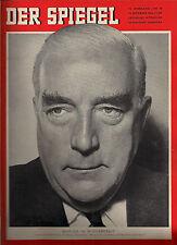 """Der Spiegel  19. September 1956 Nr. 38 """"Makler im Widerstreit"""""""