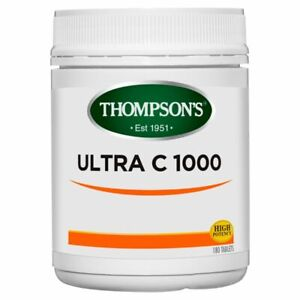 Thompson's Ultra C 1000 Tab X 180