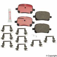 Disc Brake Pad Set fits 1996-2004 Toyota Avalon Camry Solara  MFG NUMBER CATALOG