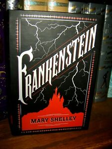 Frankenstein by Mary Shelley NEW Bonded Leather Softcover Collectible Edition