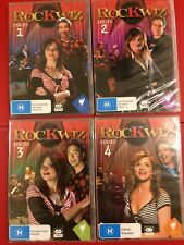 Rockwiz : Series 1+2+3+4  (DVD,,10 Discs ) Region 4 Brand New!