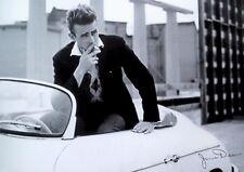 James Dean im Porsche | US Import Filmposter 59 x 84 cm