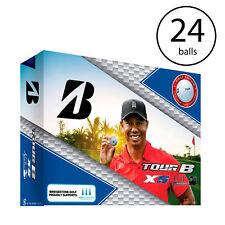 Bridgestone Golf Tour B XS Tiger Woods Special Edition Pro Golf Balls (2 Dozen)