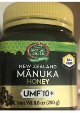 Mother Earth's 100% RAW NEW ZEALAND MANUKA HONEY UMF 10+, 8.8 oz