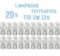 20x Bombillas Cristal T10 W5W Sostituzione Luz Tablero de Instrumentos 2B1A 2B1A