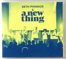 Seth Pinnock & A New Thing - Live (CD 2019)   Digipak