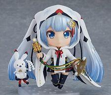 Good Smile Company Nendoroid 850 Snow Miku 2018 Crane Priestess Ver. Figure GSC