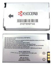 2x Kyocera K127 Marbl K132 velours K126C E1000 déco M1000 Batterie txbat10133