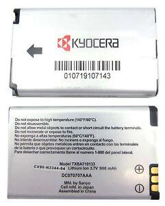 OEM Battery TXBAT10133 900mAh For Kyocera K127 Marbl K132 Velvet K126c E1000