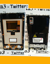 LG KS520 TELEFONINO GSM telefono cellulare PARTE SCOCCA inferiore + flat + pad