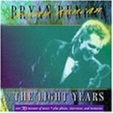 BRYAN DUNCAN - The Light Years - CD -  BRAND NEW