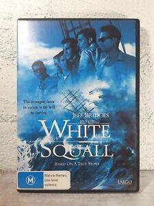 White Squall DVD_Jeff Bridges_Ridley Scott True Story Movie