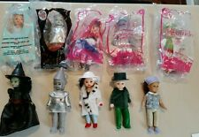 Madame Alexander McDonald's Doll 10 dolls 5 sealed wizard of oz