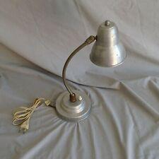 LAMPE DE BUREAU ANCIENNE ANNÉES '50 NUMÉROTÉE / A restaurer