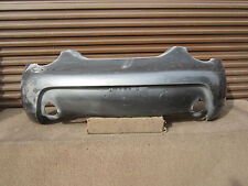 VOLKSWAGEN BEETLE HATCHBACK TURBO S MODEL 02 03 04  REAR BUMPER COVER  OEM