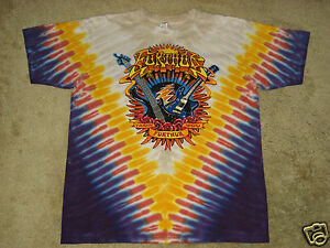 Grateful Dead Taking You Further S, M, L, XL, 2XL Tie Dye T-Shirt