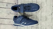 NEW Adidas Powerlift 3.1 Weightlifting Training Shoes Navy White CQ1772 MEN'S 15