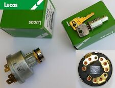 More details for lucas 35288 heavy duty ignition switch 128sa, land rover defender 3, lister etc