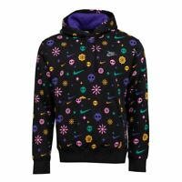 Nike Sportswear Day of The Dead Club Pullover Hoodie Men's CU3516-010 XL or 2XL