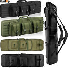 """36""""37""""47""""42"""" Tactical Carbine Rifle Range Gun Carry Case Double Padded Backpack"""